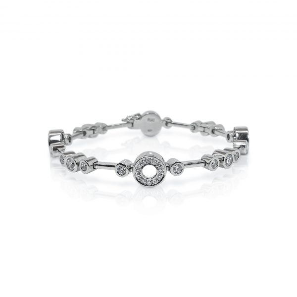 carbonated diamond bracelet