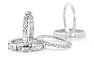 Top quality hand crafted wedding rings from carats Jewellery designs